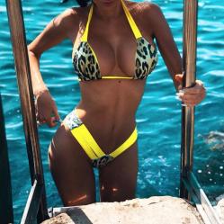 Brazilian Bikini Set Womens